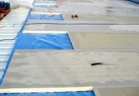Termoizolatii din poliuretan pentru acoperisuri plane, terase si balcoane
