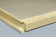 Placi termoizolante din poliuretan pentru pereti de compartimentare