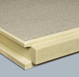 Placi termoizolante din poliuretan pentru pereti de compartimentare BACHL