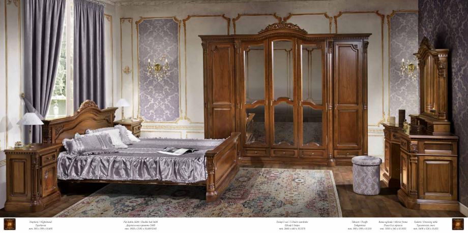 Pagina 14 - Mobilier din lemn masiv pentru camere de zi CASA MOBILA SIMEX Cristina, Royal, Venetia...