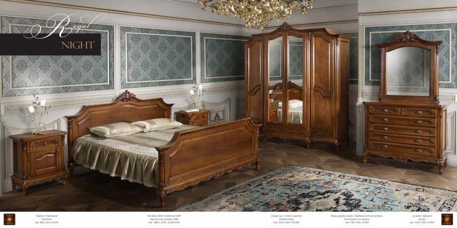 Pagina 30 - Mobilier din lemn masiv pentru camere de zi CASA MOBILA SIMEX Cristina, Royal, Venetia...