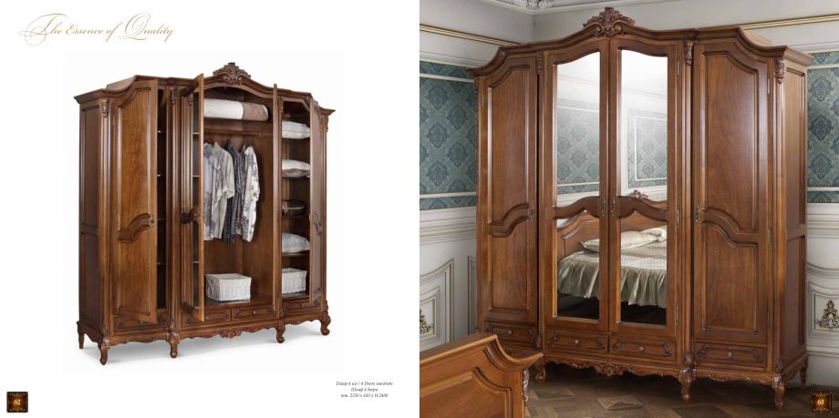 Pagina 33 - Mobilier din lemn masiv pentru camere de zi CASA MOBILA SIMEX Cristina, Royal, Venetia...