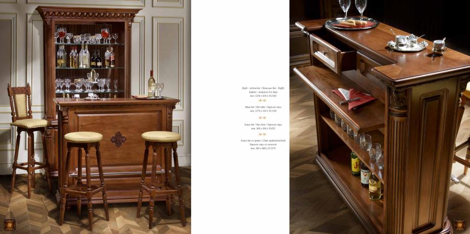 Pagina 38 - Mobilier din lemn masiv pentru camere de zi CASA MOBILA SIMEX Cristina, Royal, Venetia...