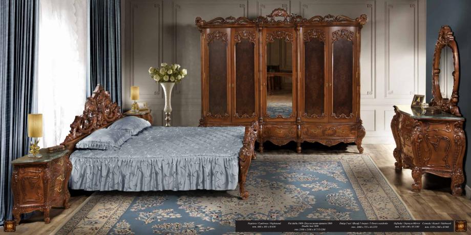 Pagina 73 - Mobilier din lemn masiv pentru camere de zi CASA MOBILA SIMEX Cristina, Royal, Venetia...
