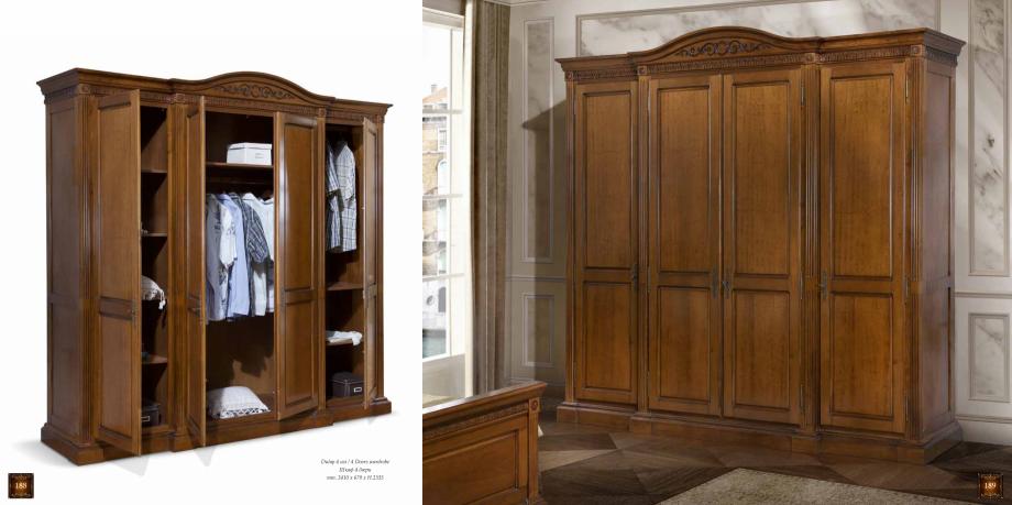 Pagina 96 - Mobilier din lemn masiv pentru camere de zi CASA MOBILA SIMEX Cristina, Royal, Venetia...