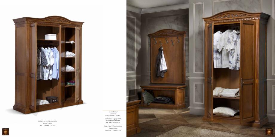 Pagina 99 - Mobilier din lemn masiv pentru camere de zi CASA MOBILA SIMEX Cristina, Royal, Venetia...