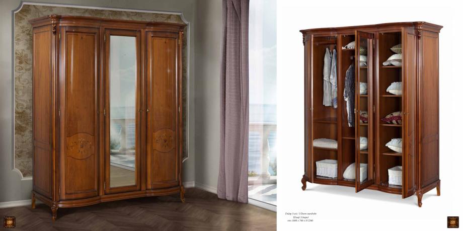 Pagina 112 - Mobilier din lemn masiv pentru camere de zi CASA MOBILA SIMEX Cristina, Royal, Venetia ...