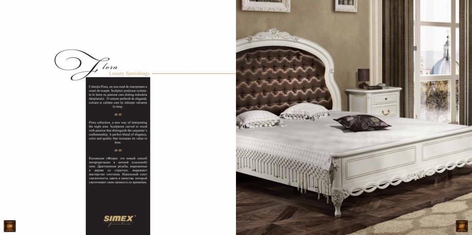 Pagina 120 - Mobilier din lemn masiv pentru camere de zi CASA MOBILA SIMEX Cristina, Royal, Venetia ...