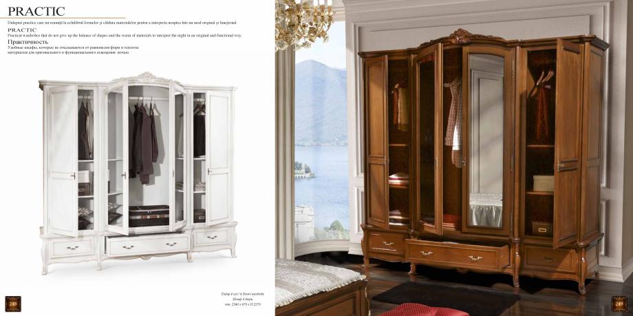 Pagina 126 - Mobilier din lemn masiv pentru camere de zi CASA MOBILA SIMEX Cristina, Royal, Venetia ...