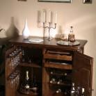 Comoda bar lemn masiv Royal