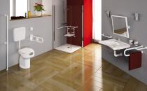 Obiecte sanitare pentru persoane cu handicap CONSTRUZIONI EDILCOMofera obiecte sanitare pentru persoane cu handicap: cabine si cazi de dus, manere de sustinere, scaune de dus, lavoare pentru persoane cu handicap.