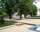 Pardoseala drenanta pe baza de piatra Conipave  INDFLOOR GROUP / CONICA