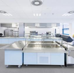 Covor si pardoseala PVC pentru institutii medicale, camere de operatie sau laboratoare TARKETT