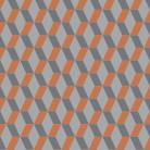 cubic-bright-orange - Covor PVC eterogen - Acczent Excellence 80