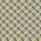 cubic-bright-yellow - Covor PVC eterogen - Acczent Excellence 80