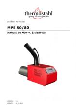 Manual de montaj si service arzator cu functionare automata pe pellet PELLTECH