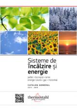 Sisteme de incalzire si energie THERMOSTAHL