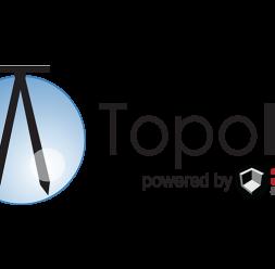 Software pentru proiecte de topografie si cadastru TopoLT