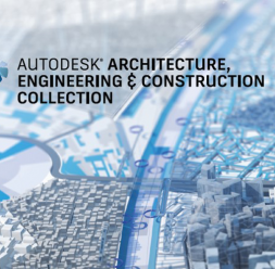 Software de proiectare Autodesk Architecture, Engineering & Construction Collection AUTODESK