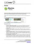 Software pentru proiectarea liniilor electrice aeriene CGS plus  - Electra