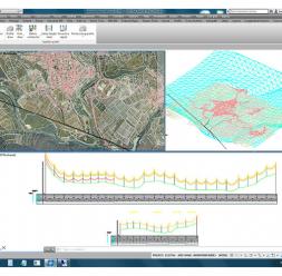 Software pentru proiectarea liniilor electrice aeriene CGS plus