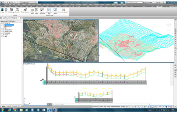 Software pentru proiectarea liniilor electrice aeriene Electra CGS plus este un software pentru proiectarea liniilor electrice aeriene care ofera fluxuri de lucru pentru realizarea documentatiei pentru proiecte de distributie energie electrica.