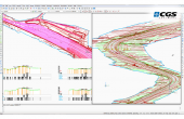Software pentru proiectarea, intretinerea si reabilitarea cailor ferate Ferrovia CGS plus este un software profesional pentru proiectarea, intretinerea si reabilitarea cailor ferate.
