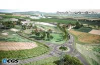 Software pentru proiectarea si reabilitarea drumurilor CGS plus