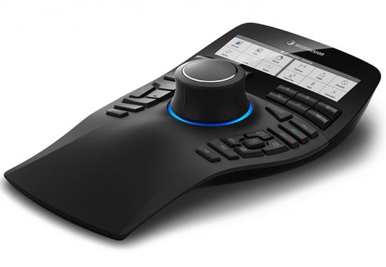 Dispozitivele de navigare pentru aplicatii 3D 3DCONNEXION