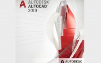 Software de proiectare Autodesk AutoCAD 2019 including specialized toolsets