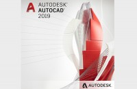 Software de proiectare Autodesk AutoCAD 2019 including specialized toolsets