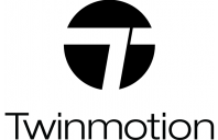 Software de vizualizare arhitecturala 3 D in timp real - Twinmotion 2021 EPIC GAMES