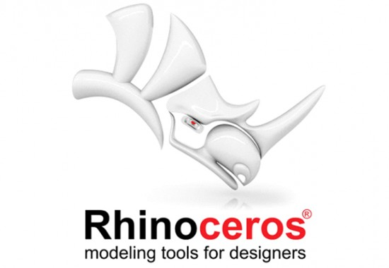 Aplicatie de modelare 3D NURBS Rhino 7 for Windows  Rhinoceros