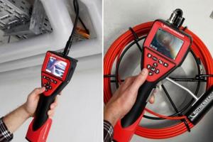 Inspectie coloane si detectare pierderi de apa Serviciul de inspectie video a coloanelor poate fi folosit cu succes atat pentru blocuri (in limita a 22 ml), case, vile sau subsoluri.