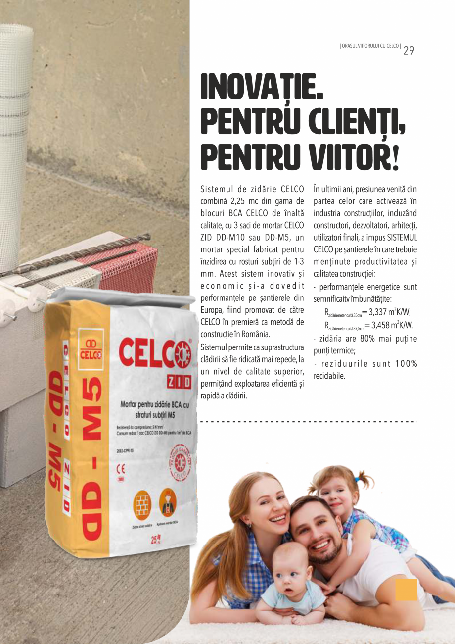 Pagina 29 - Pliant CELCO 2019 CELCO ZID DD-M5, ZID DD-M10 Catalog, brosura Romana