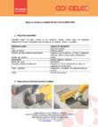 Etapele de montare ale izolatiei din BCA CELCO MEGATERM / BCA - beton celular autoclavizat  / CELCO