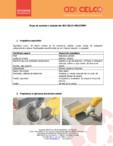 Etapele de montare ale izolatiei din BCA CELCO MEGATERM CELCO -