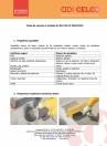 Etapele de montare ale izolatiei din BCA CELCO MEGATERM