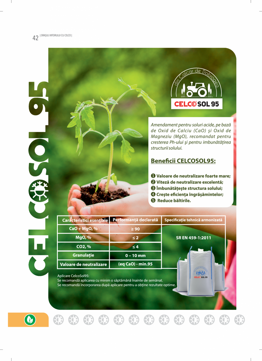 Pagina 42 - BCA - beton celular autoclavizat CELCO MEGATERM, MEGATERM PLUS, STANDARD, STRUCTOTERM,...