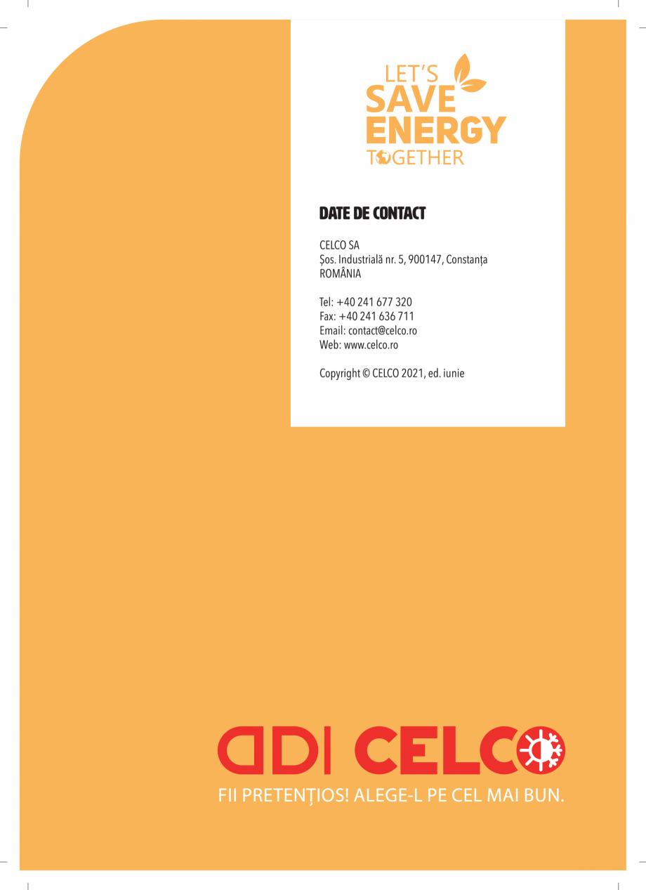 Pagina 48 - BCA - beton celular autoclavizat CELCO MEGATERM, MEGATERM PLUS, STANDARD, STRUCTOTERM,...