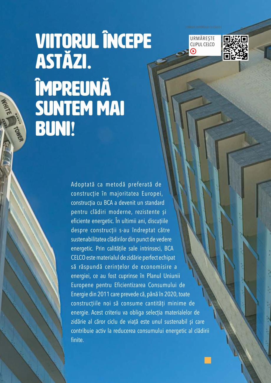 Pagina 3 - Pliant CELCO 2019 CELCO Catalog, brosura Romana