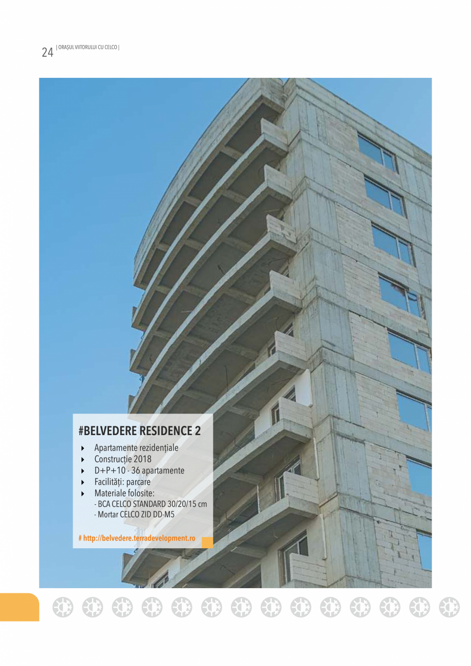 Pagina 24 - Pliant CELCO 2019 CELCO Catalog, brosura Romana
