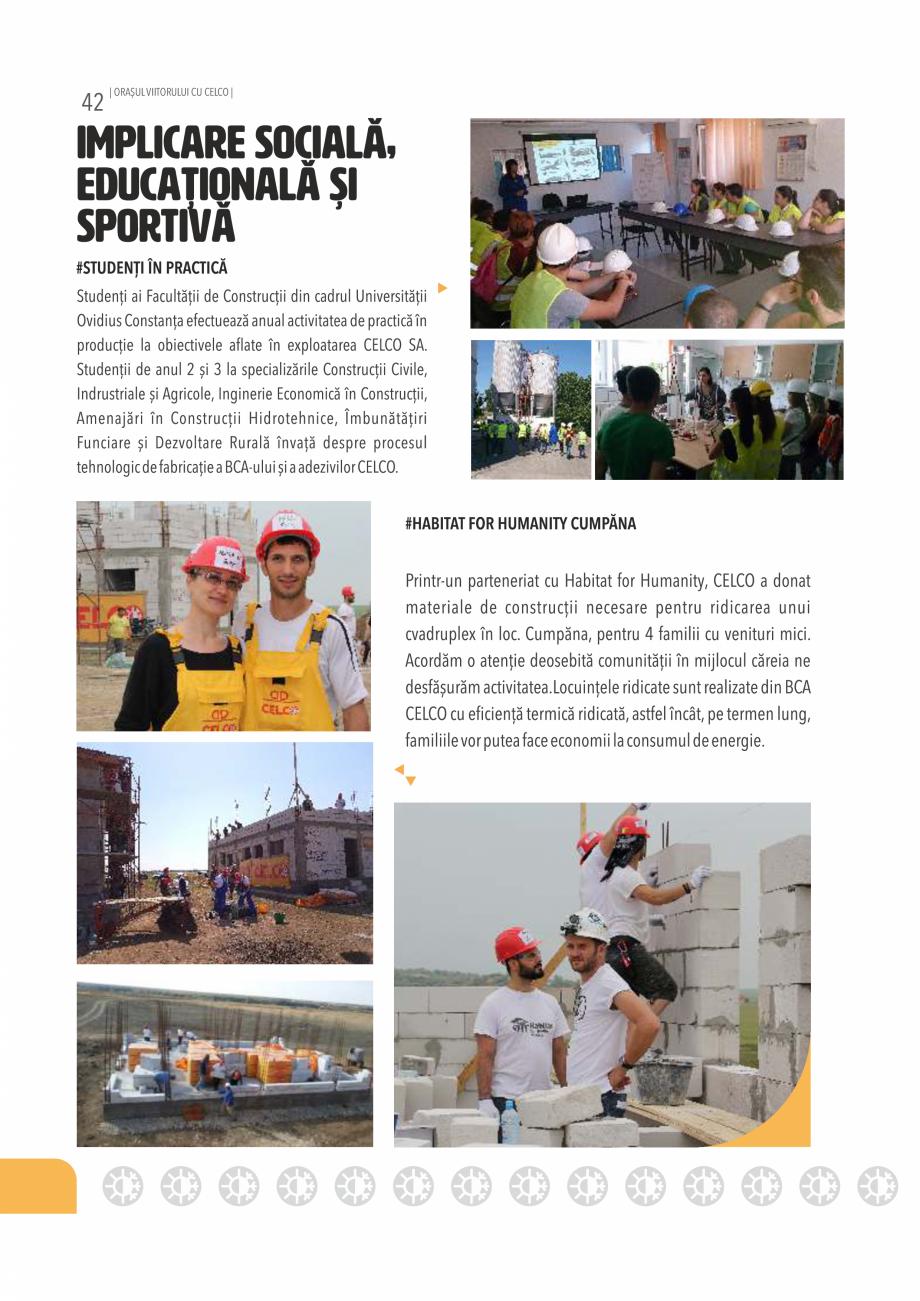 Pagina 42 - Pliant CELCO 2019 CELCO Catalog, brosura Romana