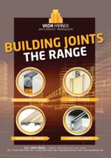 Profile de dilatatie pentru pardoseli, pereti si tavane VEDA