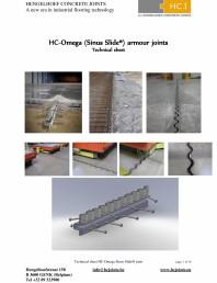 Profile pentru rosturi utilizate la pardoselile din beton