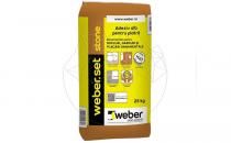 Accesorii piatra naturala adeziv piatra naturala si placi ceramice Adeziv Piatra Naturala - Weber Set Stone - 25kg, Adeziv Marmura si Granit - Weber Set Marmo Plus - 25kg, Adeziv Profesional - Weber Set Superflex Max² - 25kg, Adeziv polistiren expandat - Weber P37 - 25kg, Adeziv pentru sisteme de izolatie termica - Weber P40 max² -25kg, Adeziv flexibil pentru sisteme de izolatie termica - Weber P50 - 25kg, Mortar de zidarie - Weber KL15 - 30kg, Adeziv Gresie / Piatra Naturala - Weber Set.Portelanat Max² - 25kg