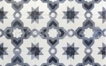 Terrazzo Terrazzo KR-09 Black 20x20cm, Terrazzo KR-09 Blue 20x20cm, Terrazzo KR-09 Green 20x20cm, Terrazzo KR-09 Mix Pattern 20x20cm