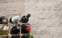 Piatra naturala decorativa marmura cappuccino Marmura Cappuccino Scapitata 10cm x LL x 2.3cm, Marmura Cappuccino Scapitata 7cm x LL x 1.2cm