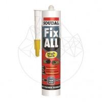 Accesorii piatra naturala Adeziv ardezie flexibila - Soudal FIX ALL , Adeziv ardezie flexibila - Soudal FIX ALL - 4 kg