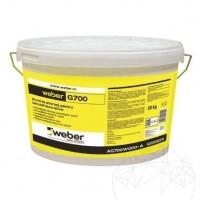 Grund amorsaj pentru egalizare Grund de amorsaj - Weber G700 - 20 KG, Grund de amorsaj - Weber G700 - 5 KG, Grund universal de profunzime - Weber GR100 - 5 KG, Grund de amorsaj - Weber G800